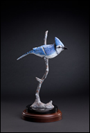 Blue Jay - Painted